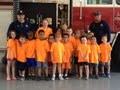 Camp Oasis visited the Lakeland Fire Department